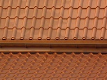 Ceramic Tile Roof